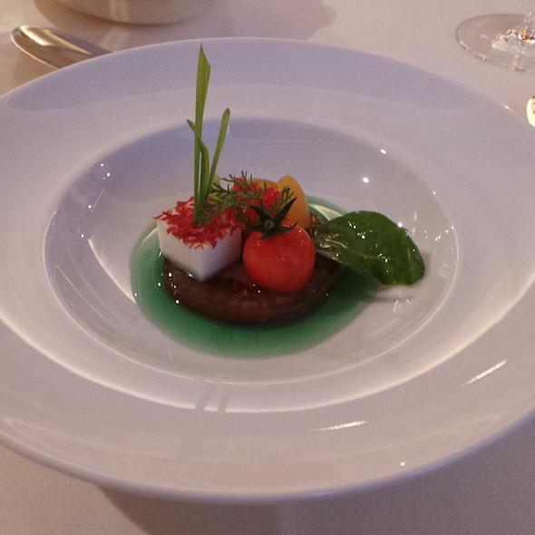 Tomatoes @ Steinheuers Restaurant