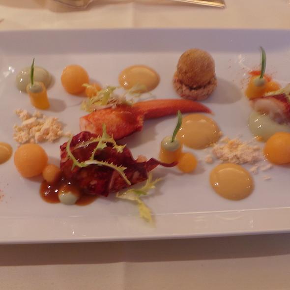 Lobster, Melon, Tarragon @ Steinheuers Restaurant