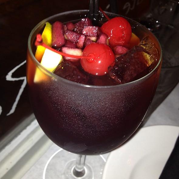 Turkish Fruit Wine @ Cazbar