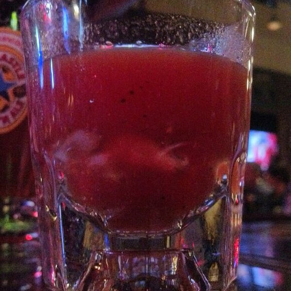 Mary Oyster Shooter @ Shucks Tavern III