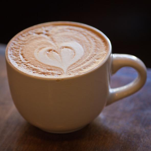 Latte @ Temple Fine Coffee And Tea