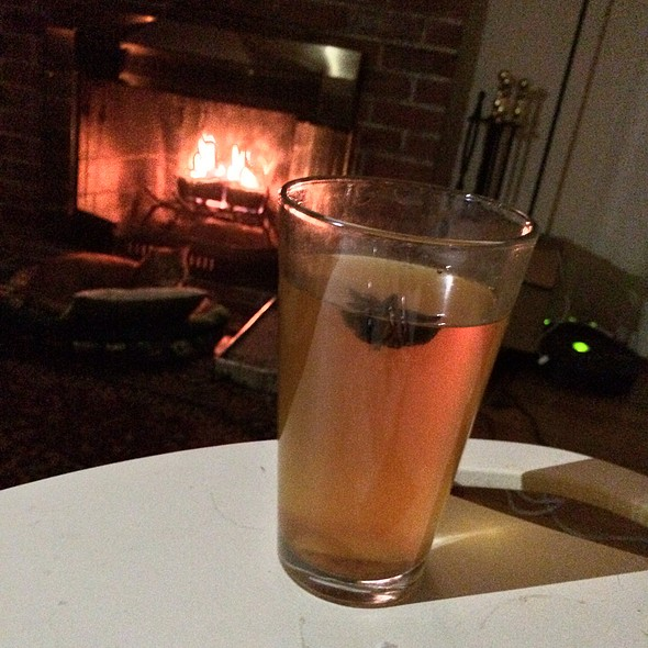 Spiced Rum Cider @ Home