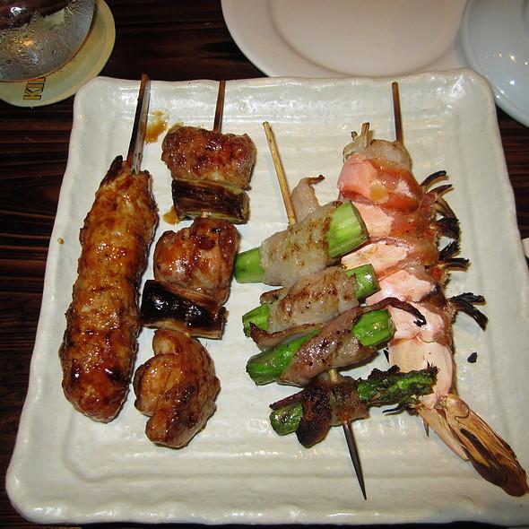 Robata Yaki @ Sushi Izakaya Shinn
