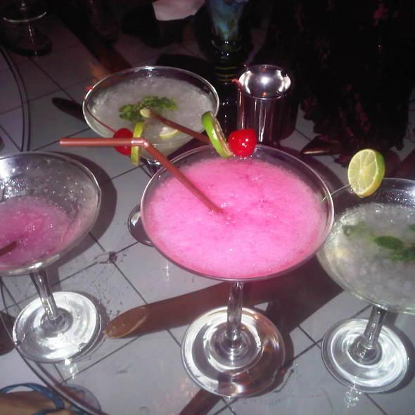 Happy hour drinks @ Tuba