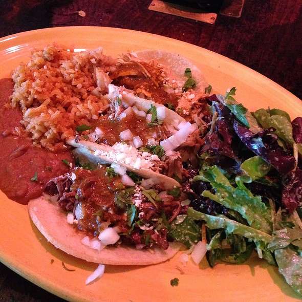 3 Tacos Lunch Special - Ortega 120, Redondo Beach, CA