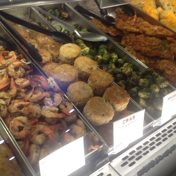 Central Market Cafe Menu San Antonio