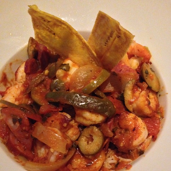 Shrimp Mediterrano @ Bahama Breeze