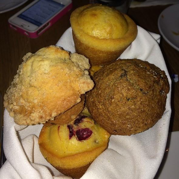 Basket Of Muffins - Sarabeth's TriBeCa, New York, NY