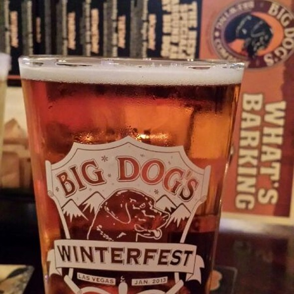 War Dog Imperial IPA @ Big Dog's Draft House