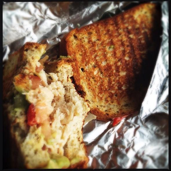 Palmer Sandwich