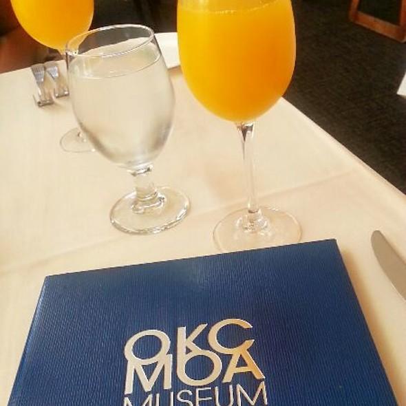 Mimosas - Museum Cafe, Oklahoma City, OK