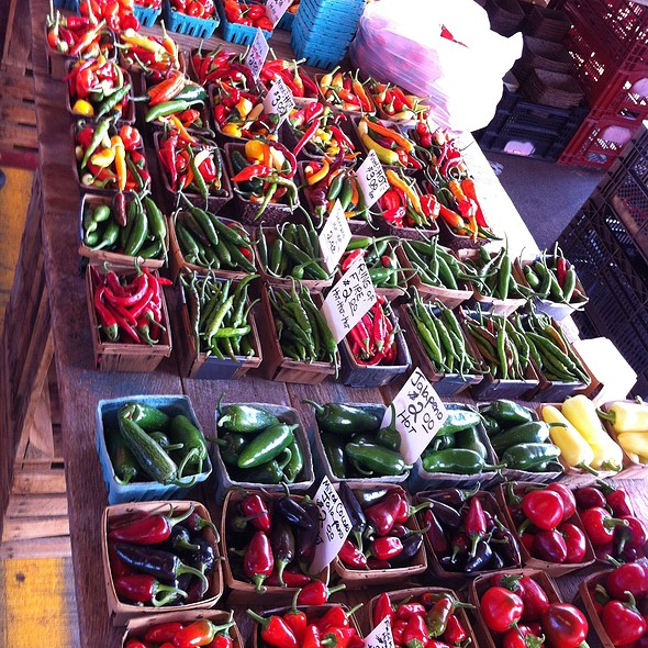 Peppers @ The Rochester Public Market