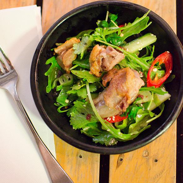 Crispy Duck Salad