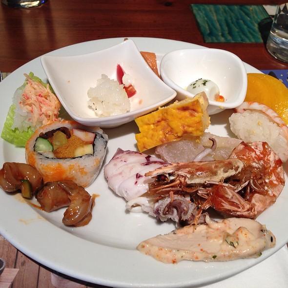 buffet @ 海港餐廳 漢來大飯店 43F Harbour Restaurant