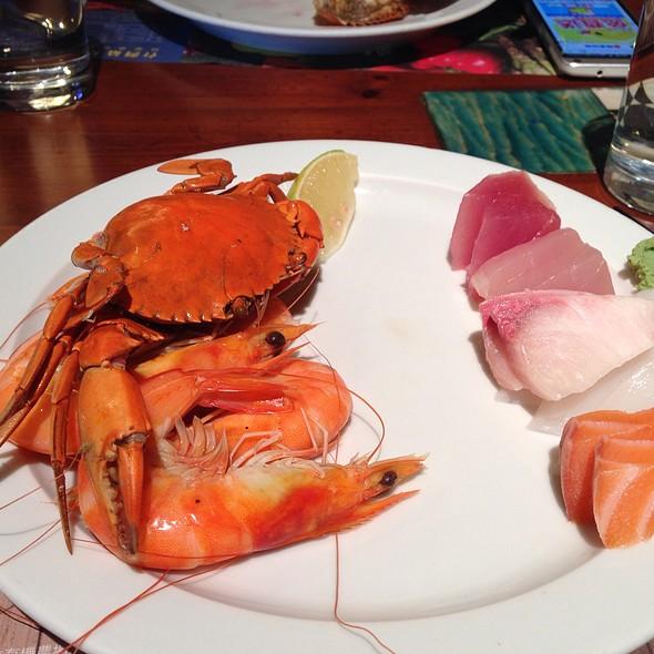 Crabs And Shrimps @ 海港餐廳 漢來大飯店 43F Harbour Restaurant