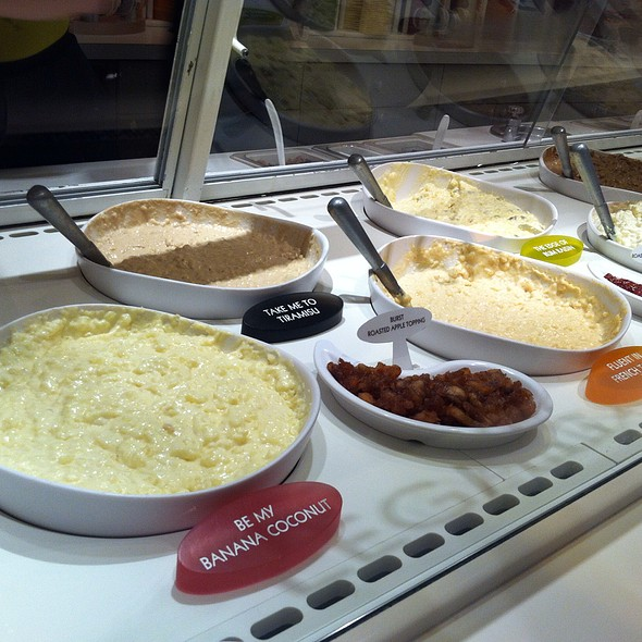 Rice Pudding @ Rice To Riches