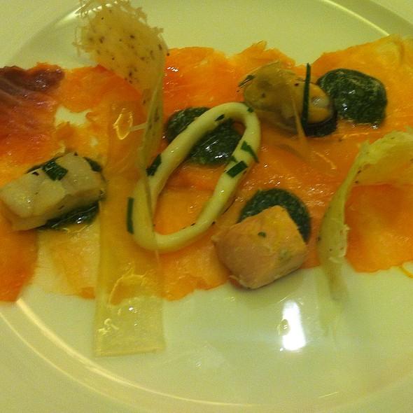 Cured Salmon @ Four Seasons Hotel Beijing 北京四季酒店
