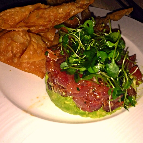 Tuna Poke - Delphine - W Hotel Hollywood, Hollywood, CA