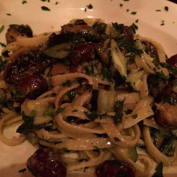 Puttanesca @ Bacio Italian Restaurante