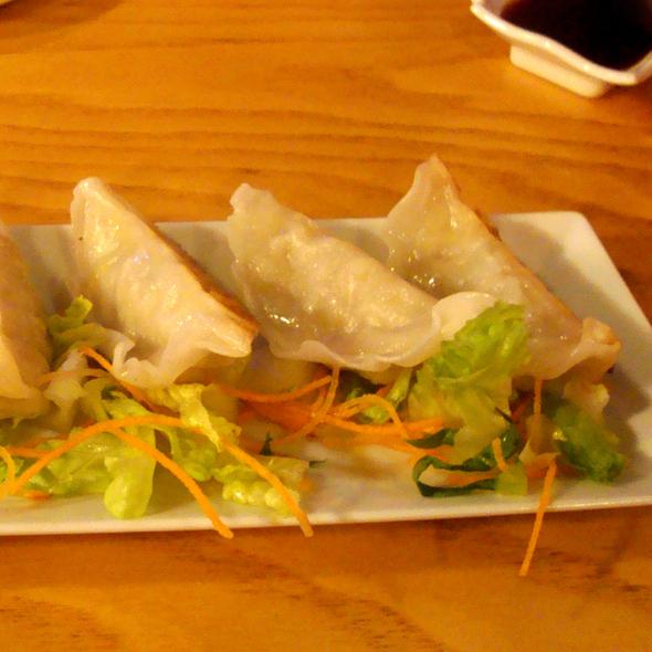 Gyoza @ Toshi Sushi (Silverlake)