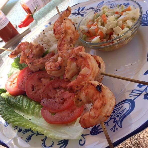 Shrimp Plate @ Home