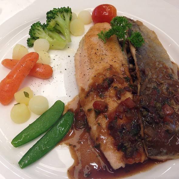 Dover Sole @ TWG