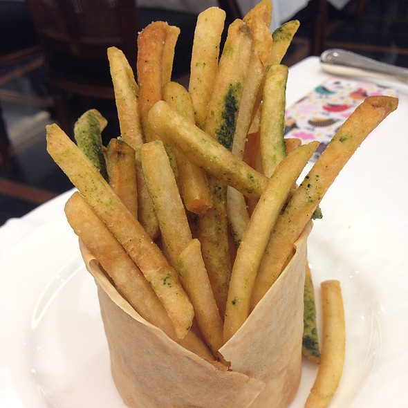 Frenchfries @ TWG