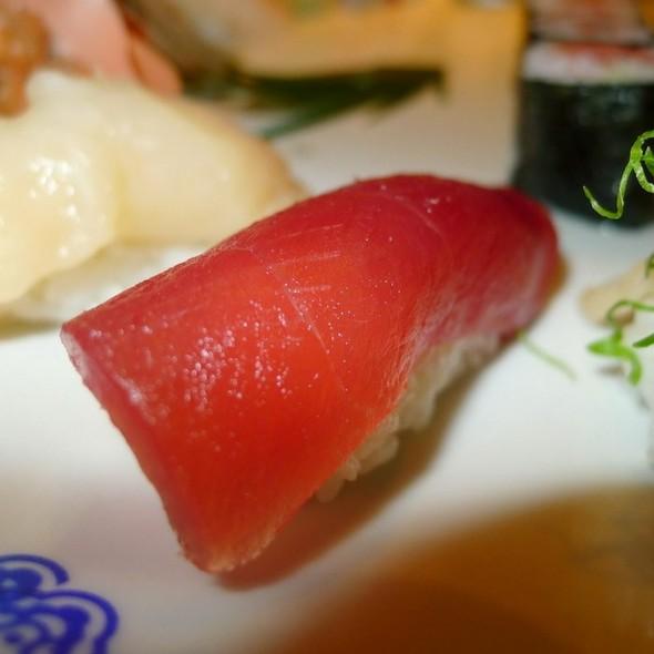 Maguro Nigiri @ Nishimura Restaurant
