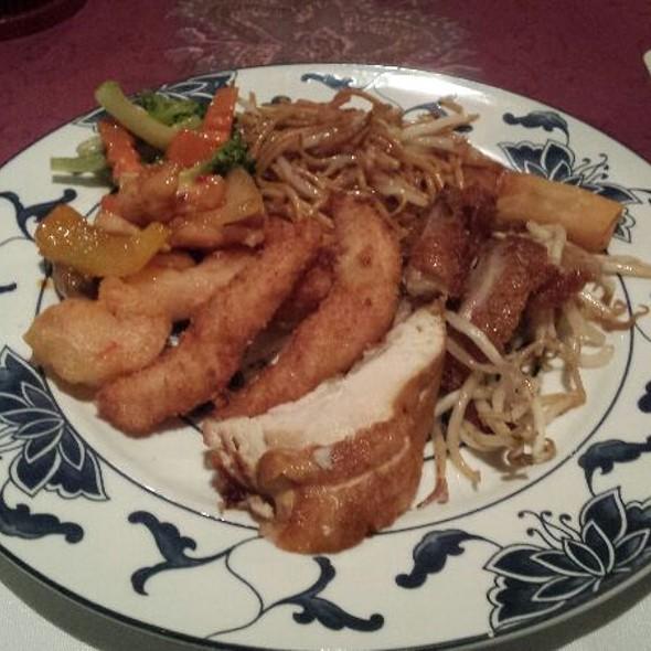 Kleinigkeit Vom Buffet @ Restaurant China Town