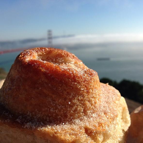 Morning Bun @ Tartine Bakery