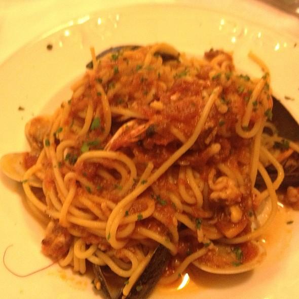 Spaghetti Al Frutti Del Mare @ Venice