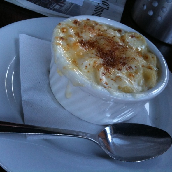 Mac and Cheese @ T-Rex Barbeque