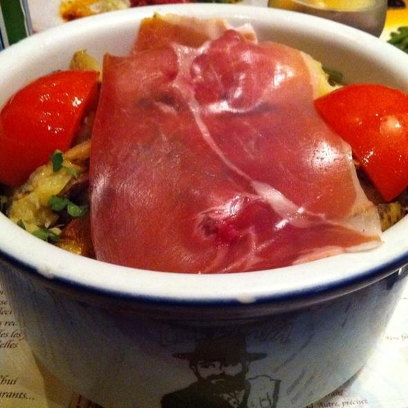 Salade Boyard @ chez papa