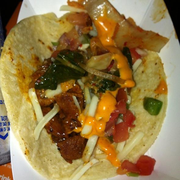 Porkinator Taco