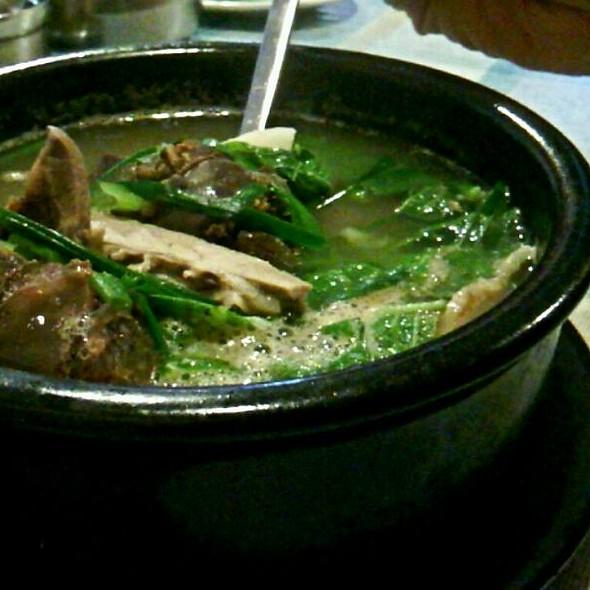 Soondubuchigae @ 6 Days Korean Restaurant