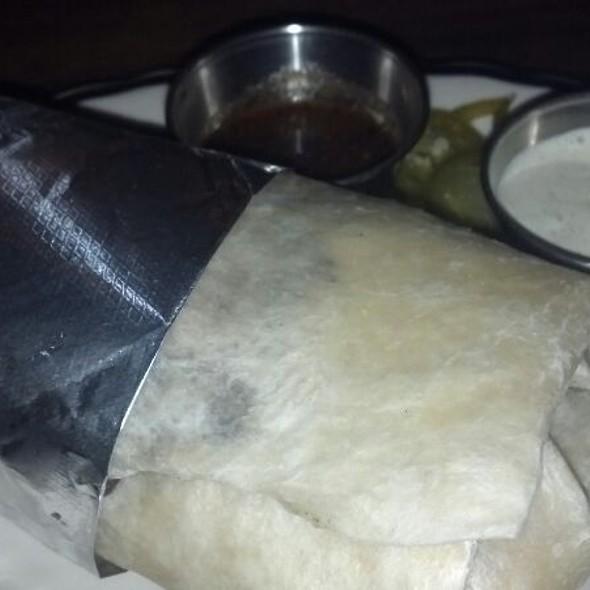 Breakfast Burrito @ Milkboy