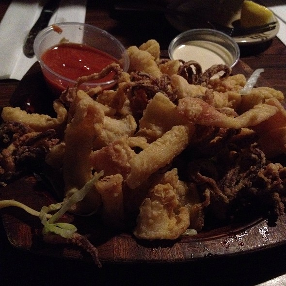 Calamari @ Bob Chinn's Crabhouse
