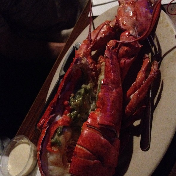 Steamed Lobster @ Bob Chinn's Crabhouse