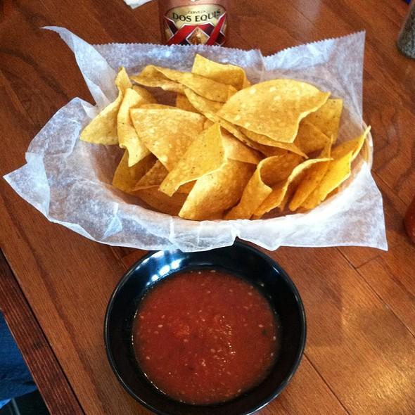 Chips & Salsa @ Casa Del Sol