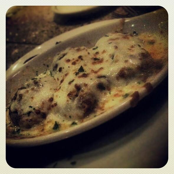 Stuffed Mushrooms - Johnny's Italian Steakhouse - Middleton, Middleton, WI