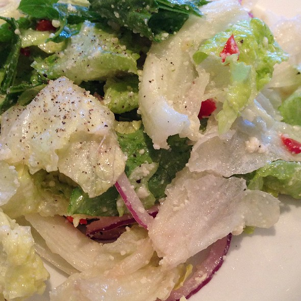 House Salad - Carmen's Cafe - Brookside, Kansas City, MO