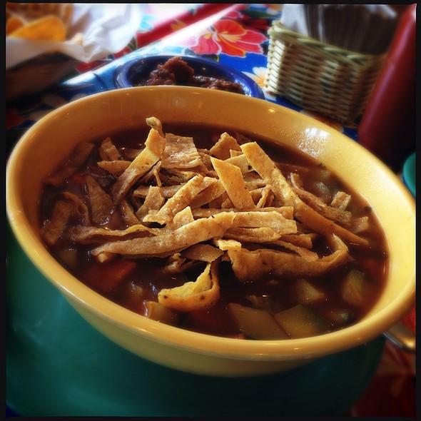 Albondigas Soup @ Mijita