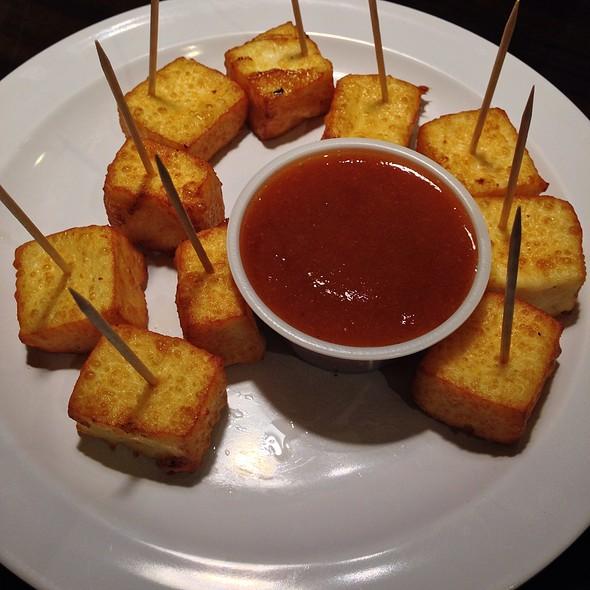 Fried Cheese @ Casa Mofongo Latin Grill