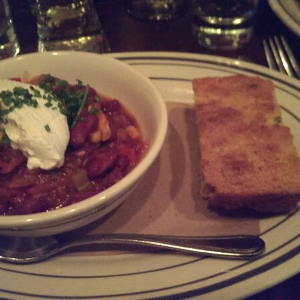 Vegetarian Chili @ Lemon Hill