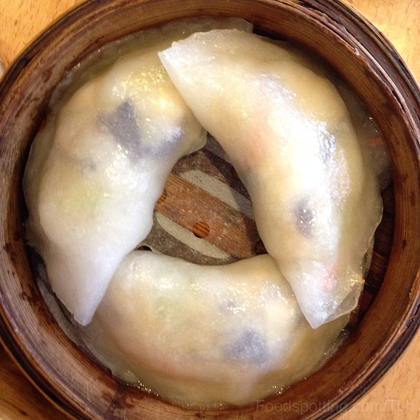 Vegetarian Dumplings @ Winsor Dim Sum Cafe