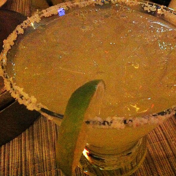 Classic Margarita - Komali Restaurant, Dallas, TX