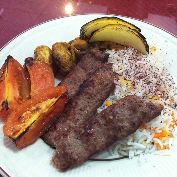 """Koobideh kabob"" @ House Of Kabab"
