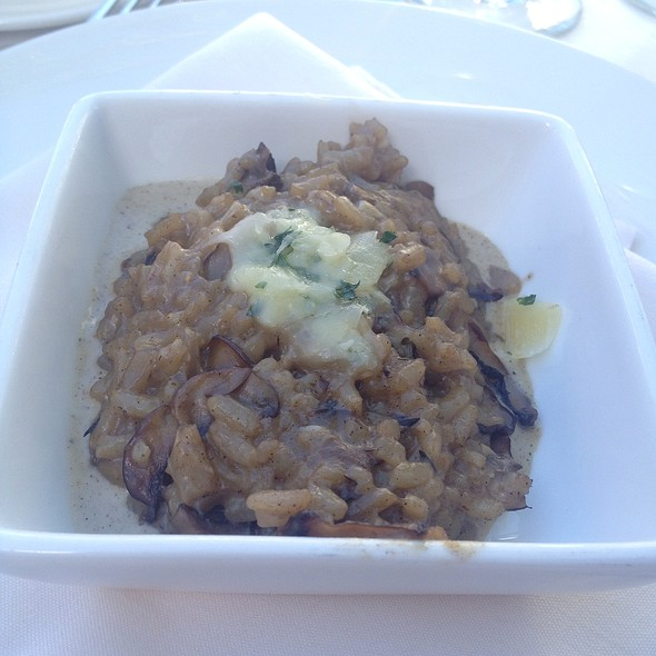 mushroom risotto @ Loews Hotels-Coronado Bay Resort