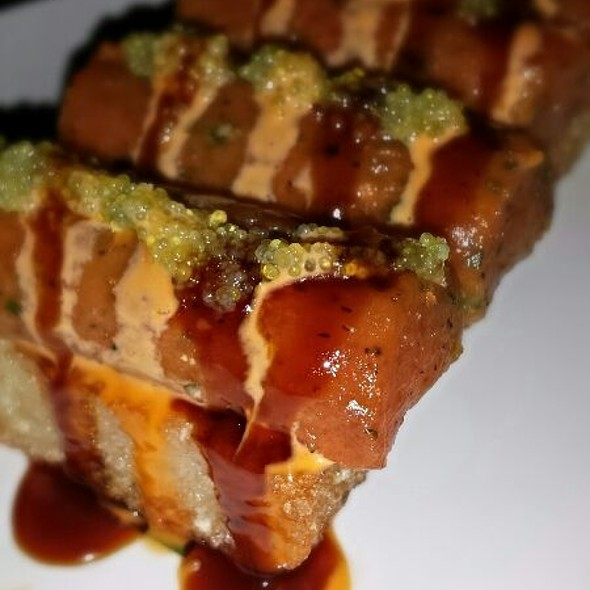 Crunchy Rice Cake