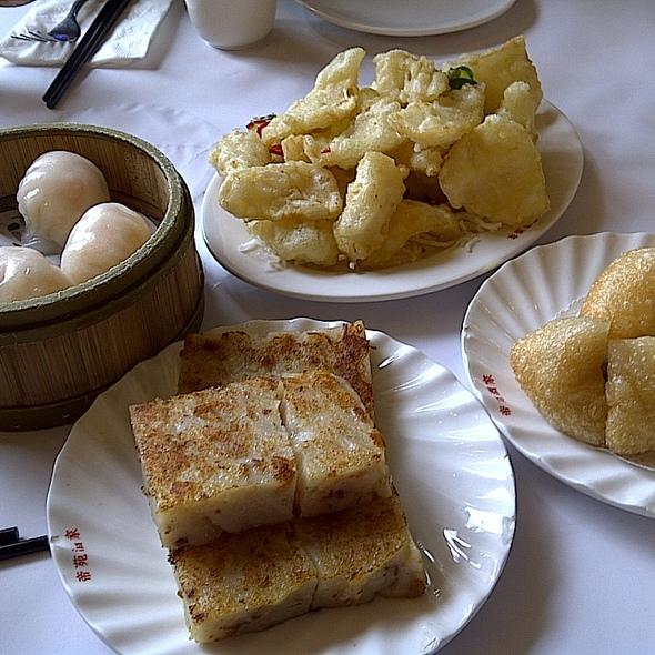 Dim Sum @ King Valley Restaurant